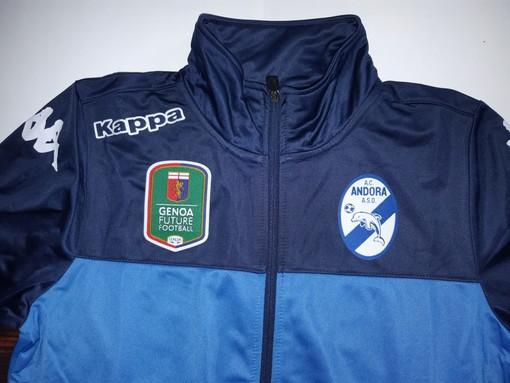 Calcio, Andora: ufficiale l'affiliazione al progetto Genoa Future Football
