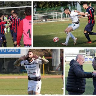 """Calcio, Serie D. Derthona - Vado decisa dai calci piazzati, la fotogallery del match del """"Coppi"""""""