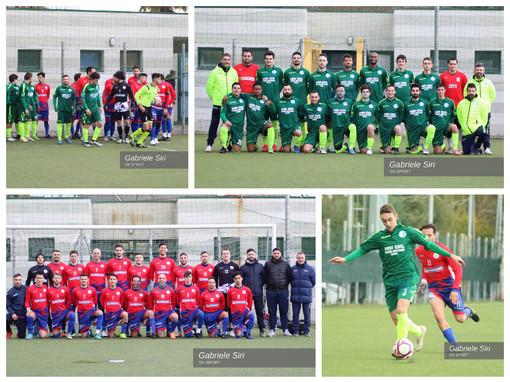 Calcio, Seconda Categoria: Priamar - Plodio è 4-2, la fotogallery di Gabriele Siri
