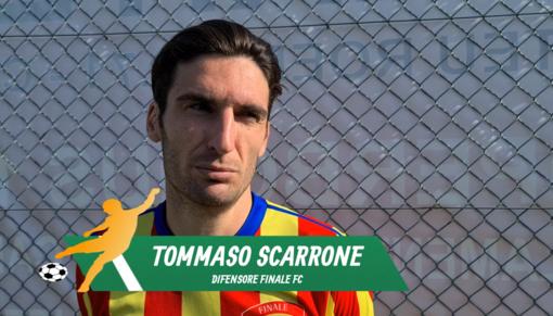 """Calcio, Finale. Tommaso Scarrone tra rammarico e speranze: """"Dispiaciuto per lo scontro con Saviozzi. Il ritorno? Abbiamo dimostrato di potercela giocare"""" (VIDEO)"""