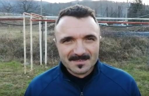 """Calcio, Mallare. Lupi in fuga, ma Ghione avverte: """"I campionati si vincono ad aprile, ma battere la Vadese rappresenta una bella iniezione di fiducia"""" (VIDEO)"""