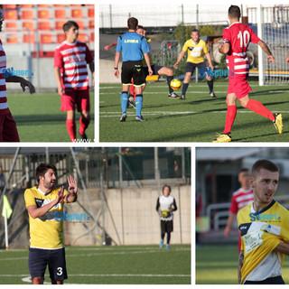 Calcio, Quiliano & Valleggia - Letimbro: la fotogallery del match di Coppa disputato al Picasso