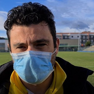 """Calcio, Aurora. Tanta sostanza per i gialloneri di Adami: """"Grandissimo primo tempo, ora rischiamo di più ma è il calcio che mi piace"""" (VIDEO)"""