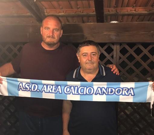 Calcio, Andora. Passaggio di testimone al vertice del club, il nuovo presidente è Giuseppe Micucci