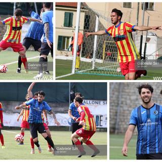 Calcio, Eccellenza: rivediamo il tris del Finale al Varazze negli scatti di Gabriele Siri (Fotogallery)