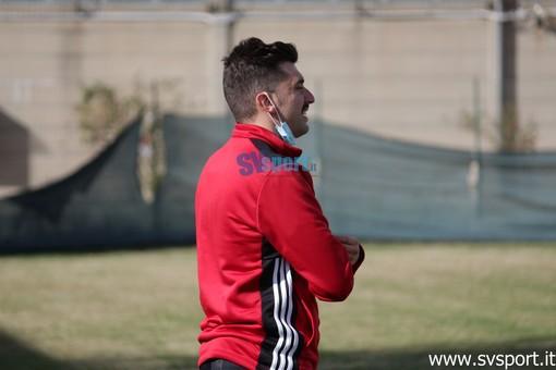 """Calcio, Olimpia Carcarese. Mister Chiarlone ha in mente il prossimo step: """"Giochiamo bene, ma possiamo essere più efficaci"""""""