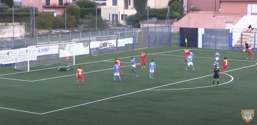 Calcio. Albenga - Pietra Ligure 3-2: rivediamo i gol della partita (VIDEO)