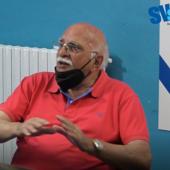 """Calciomercato. Il Modena sul vadese D'Antoni. Il presidente Tarabotto in conferenza stampa: """"Non vuole rimanere con noi, ma non accetto le condizioni proposte dal club emiliano"""" (VIDEO)"""