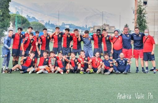 """Calcio. E' il Genoa il vincitore della prima Coppa """"Primavera Arancione"""""""