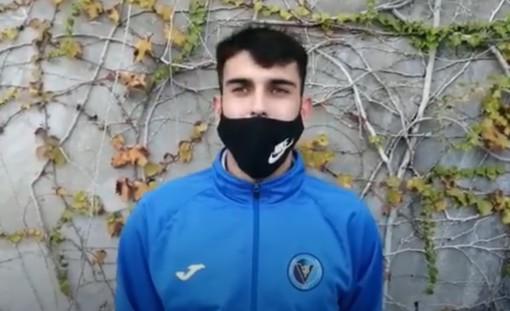 """Calcio, Varazze: Niccolò Piu non vuole alibi: """"Dobbiamo dare di più"""" (VIDEO)"""