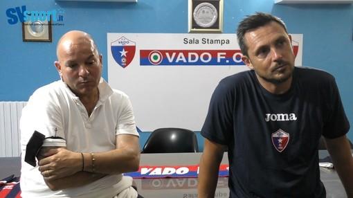 """Calcio, Vado. Buona la prima al Chittolina per Matteo Solari e Luca Tarabotto: """"Tanti segnali incoraggianti, tutta la squadra si è espressa a dovere"""" (VIDEO)"""