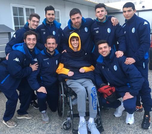 Calcio, Pietra Ligure. Varato lo staff tecnico, Marco Centino diventa match analyst