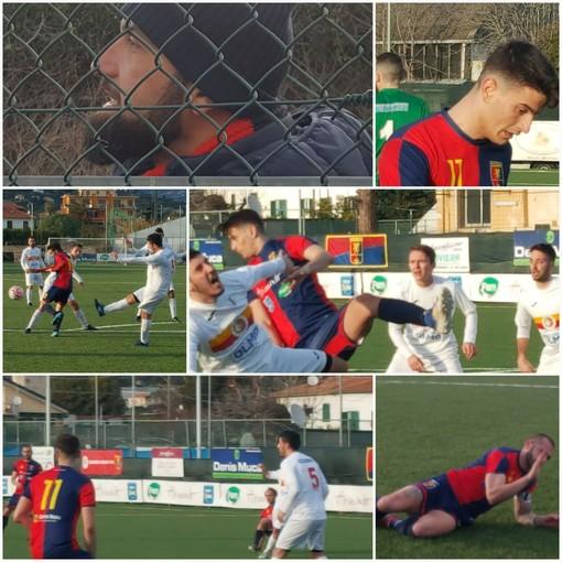 Calcio, Promozione. Riviviamo la sfida tra Dianese&Golfo e Celle Ligure negli scatti di Christian Flammia (FOTO)