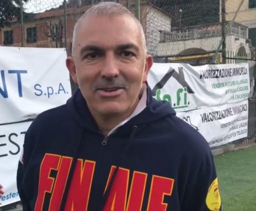 """Calcio, Finale. Buttu si tiene stretto il punto con il San Donato: """"Pareggio d'oro, abbiamo affrontato una squadra ben messa in campo"""""""