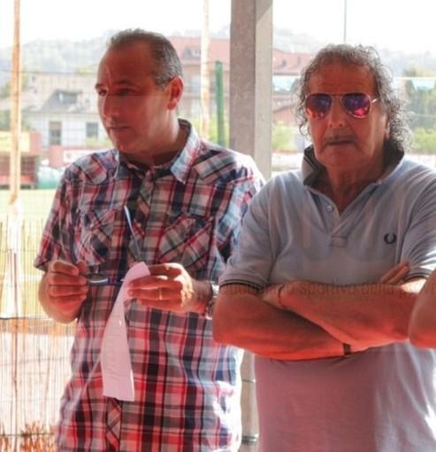 Oggi il derby amichevole tra Cairese-Carcarese in ricordo di Carlo Pizzorno, volto storico del calcio valbormidese