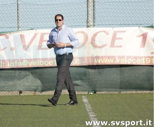 """Calcio, Pietra Ligure. Pisano scaccia la crisi: """"La squadra è sempre stata leale, con l'Albenga sarà una gara da bollino rosso"""""""
