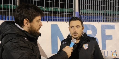 """Calcio, Albenga. Tris sull'Athletic e ora si può pensare al Sestri Levante. Solari: """"Ci sono tutti gli ingredienti per assistere a una grande partita"""" (VIDEO)"""