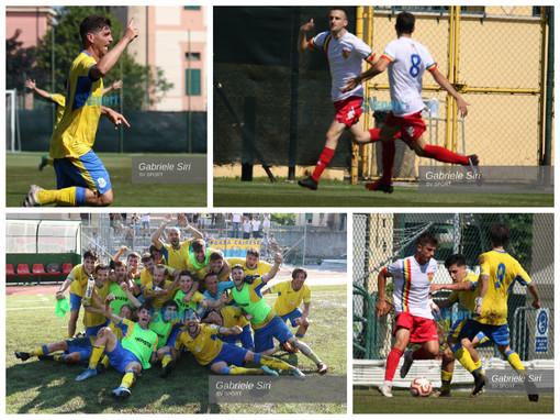 Calcio. La vittoria al Finale, la qualificazione alla Cairese. La Fotogallery della semifinale di ritorno