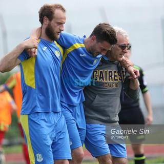 Calcio, Cairese. I gialloblu sorridono, migliorano le condizioni di Saviozzi
