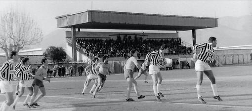 Calcio, Albenga. Il conto alla rovescia sta per concludersi, sabato alle 16:00 apre la mostra permanente del club