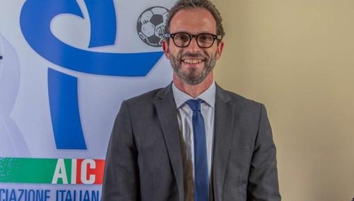 """Anche il presidente Calcagno dell'Associazione Italiana Calciatori piange Marco Parascosso: """"Ci stringiamo ai famigliari e alla Veloce"""""""