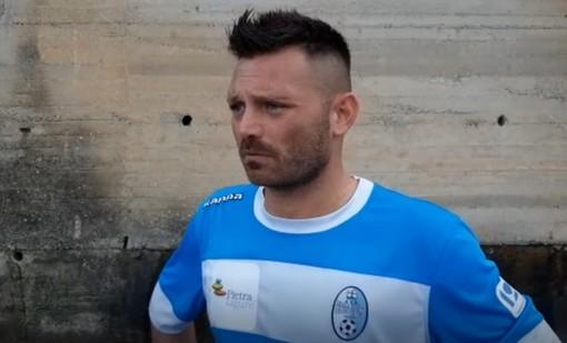 """Calcio, Pietra Ligure. Primo passo per i biancazzurri e Daniele Illiano: """"Dà fiducia dopo le prime due sconfitte"""" (VIDEO)"""