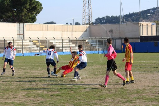 Calcio, Coppa Liguria di Seconda Categoria. Alle 18 c'è Borgio Verezzi - San Filippo Neri