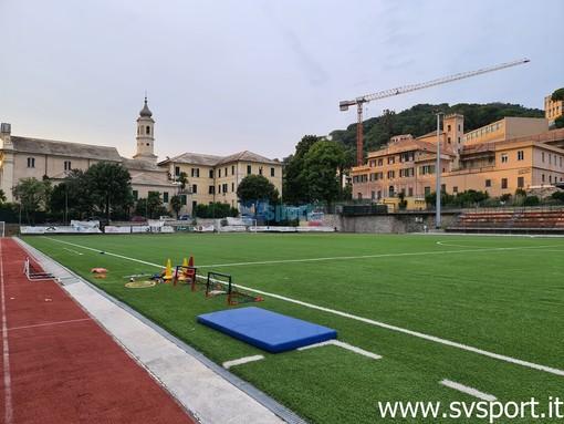 Calcio. Test Finale per l'Asd Savona, appuntamento a porte chiuse alle 18:30