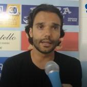 """Calcio, Imperia. Mister Cortellini guarda a nuovi arrivi di mercato: """"Ci servono ancora 3-4 giocatori. Beppe Giglio è il cuore di questa squadra"""" (VIDEO)"""