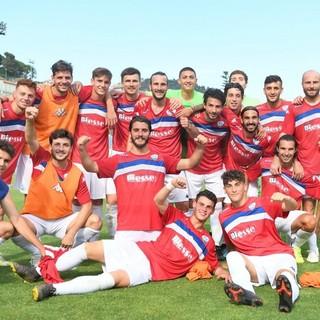 Calcio, Sanremese. Gioco, qualità e giovani di talento, l'oro biancazzurro intriga per il futuro