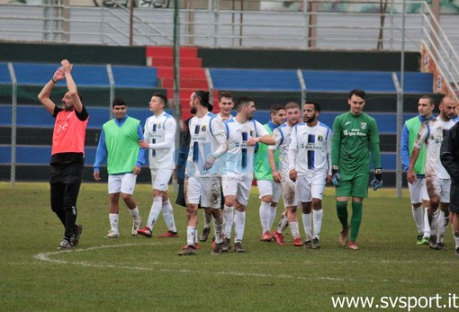 Calcio, Imperia Tutto pronto per la trasferta di Legnano, ancora out Capra e De Bode
