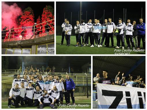 Calcio: le immagini e i colori della presentazione dell'Academy Albissola