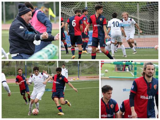 Calcio, Serie D: pazza rimonta del Vado, riviviamo il 4-3 al Sestri Levante nella fotogallery del match