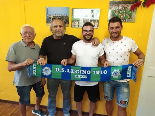 Calcio, Promozione. Il Legino amplia il reparto offensivo, arriva Luca Scarfò