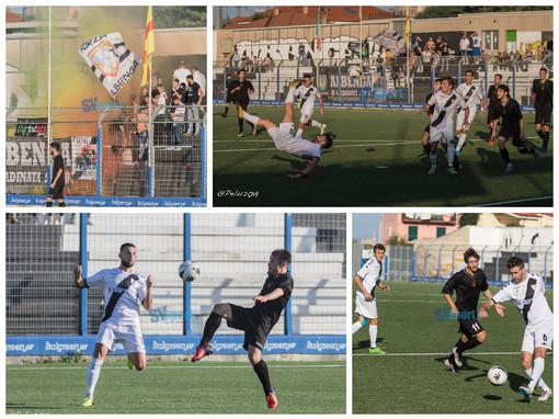 Calcio. Il Rivasamba passa ad Albenga: la fotogallery di Matteo Pelucchi
