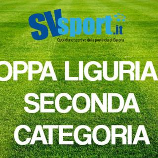 Calcio, Coppa Liguria Seconda Categoria: i risultati e le classifiche dopo la terza giornata