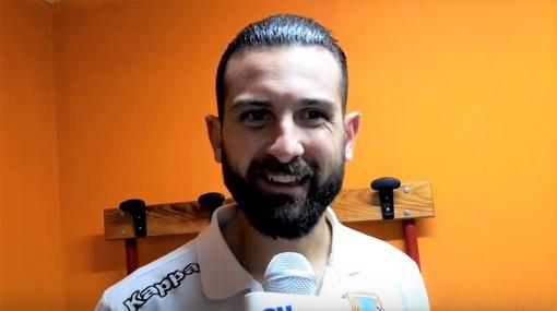 """Calcio, Albenga. Costantini bada al sodo: """"Ora i punti, c'è tempo per crescere e ricercare il bel gioco"""" (VIDEO)"""
