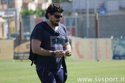 Calcio, Savona. Luca Capurro torna sulla panchina della Juniores