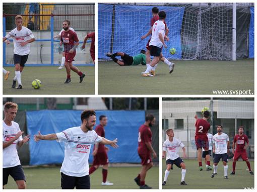 Calcio. Rivediamo gli scatti dell'amichevole tra Veloce e Savona (FOTOGALLERY)