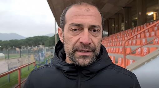Gianni Nucera allenatore della Lavagnese