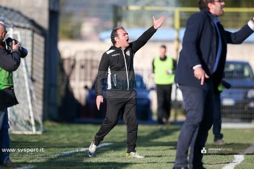 """Promozione. Novanta minuti separano il Ceriale dalla salvezza, Biolzi: """"Soddisfatto del match di andata. A Ventimiglia per giocare la nostra partita"""""""