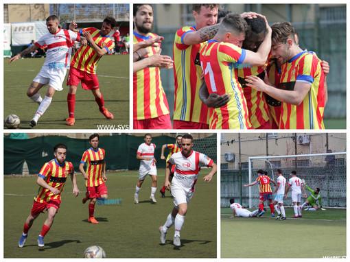 Eccellenza. Il Finale batte in trasferta la Genova Calcio. La fotogallery del match