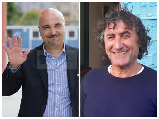 Calcio, Savona. Doppi auguri di buon compleanno, oggi compiono gli anni Luciano De Paola e Sandro Siciliano