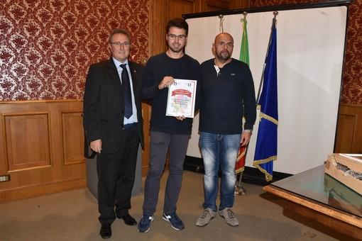 Alla redazione di Svsport.it il premio Pastorino - De Marco, assegnato dall'Unione Nazionale Veterani dello Sport