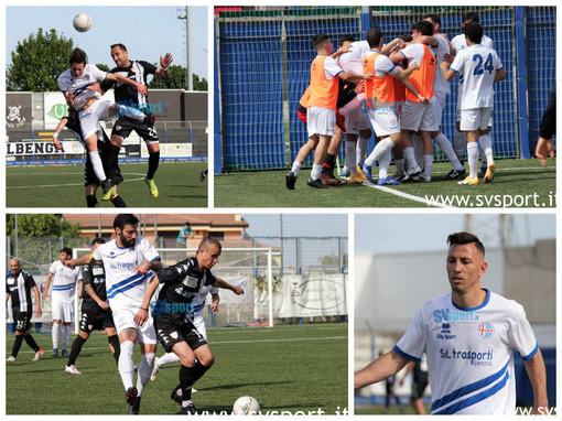 Calcio. Il Ligorna passa 3-0 al Riva. La fotogallery del match di andata dei quarti di finale