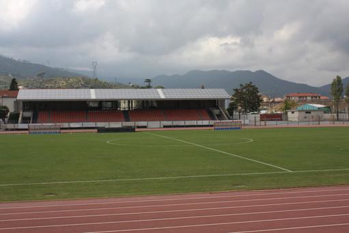 lo stadio Chittolina ospiterà Vadese - Pallare