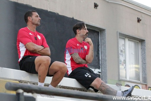 """Calcio, Albenga. Grandoni non si nasconde: """"La prestazione con il Finale non mi ha sorpreso, siamo consapevoli dei nostri pregi e dei nostri difetti"""""""