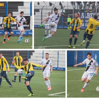 Calcio, riviviamo Albenga - Cairese (1-3) nella fotogallery di Matteo Pelucchi