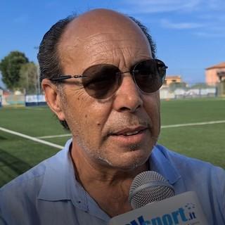 """Calcio, Albenga. Il punto del ds Nuzzo dopo il mercato estivo: """"Sostanzialmente questa è la rosa definitiva. Complicato giocarsi una promozione in sole nove partite..."""" (VIDEO)"""
