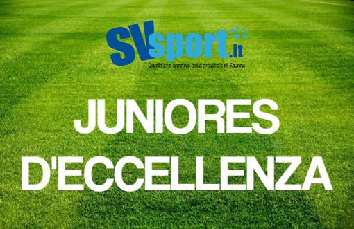 Calcio, Juniores d'Eccellenza:  i risultati e la classifica dopo la terza giornata